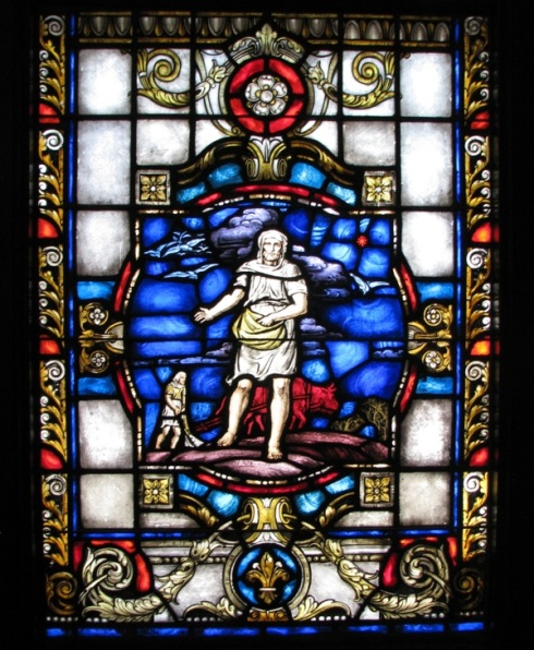 Stained glass DE 2